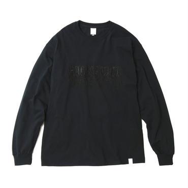 EMB TEE (BLACK)