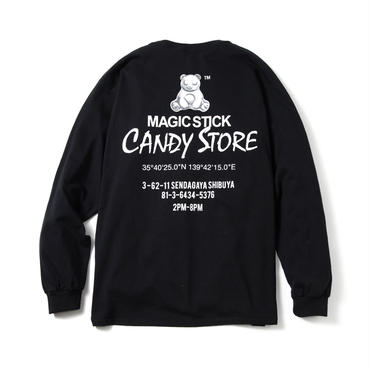MSCS CANDY STORE TEE (BLACK)