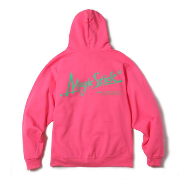 NEON COLOR DFA HOODIE (SECURITY PINK)