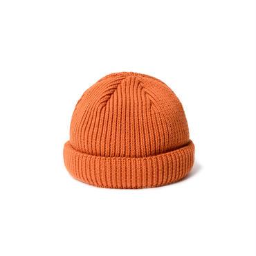 SHORT LENGTH WATCH CAP(HERMES ORANGE)