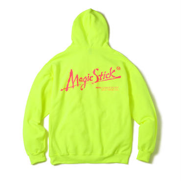NEON COLOR DFA HOODIE (SECURITY YELLOW)