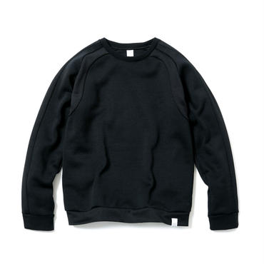 KNIT JERSEY COMBINED CREW