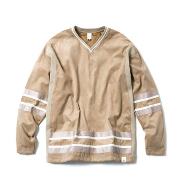 LUX SUEDE GAME SHIRT