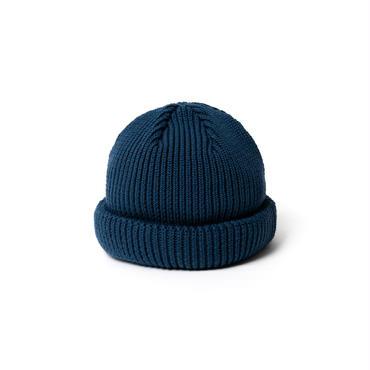 SHORT LENGTH WATCH CAP(CHINA BLUE)