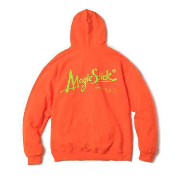 NEON COLOR DFA HOODIE (SECURITY ORANGE)