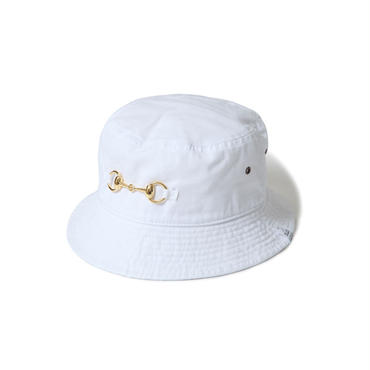 BIT BUCKET HAT (WHITE)