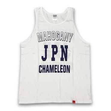 """""""J.P.N"""" TANK TOP (NAVY)"""