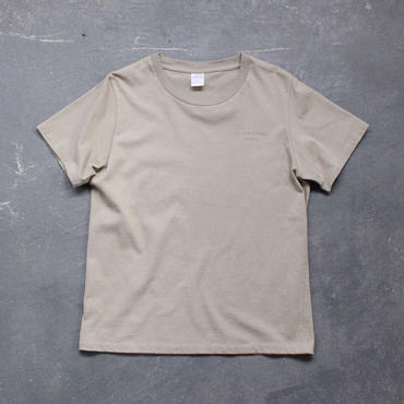 """comfortable clothes""printTshirt/covered gray"