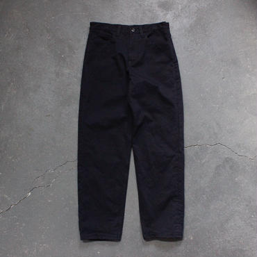 cotton twill pants/NV