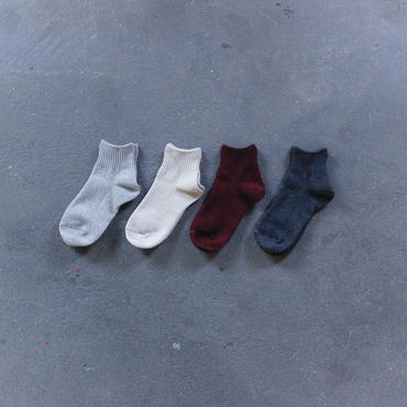 u-brid wool socks