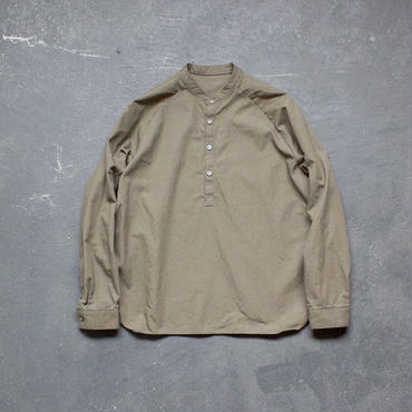 weather cloth shirt/khaki