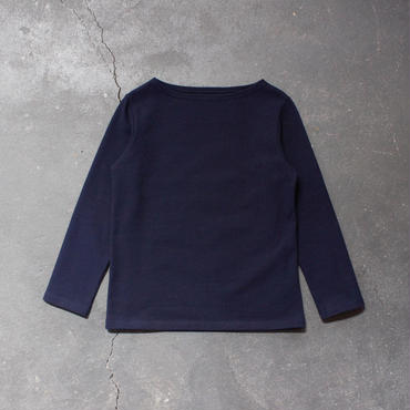 basque shirt /navy