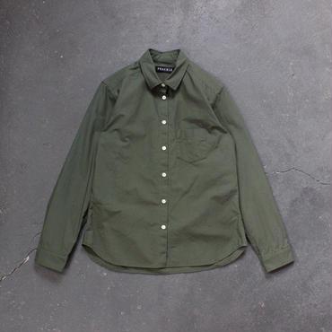 タイプライタースタンダードシャツ/ka-ki