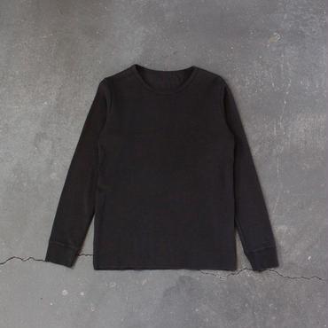 後染め加工 フライスTシャツ/CH