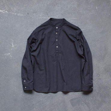 weather cloth shirt/navy