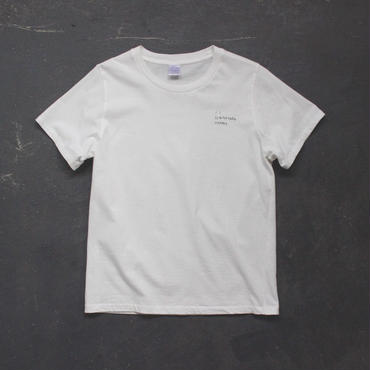 """comfortable clothes""printTshirt/white"