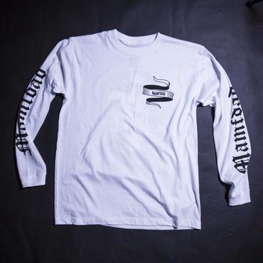 【WHT】Centurion Long T-shirts