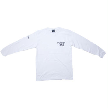 【WHT】 Comvo long sleeve T