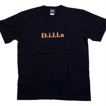 【BLK】D.i.l.l.a T shirt