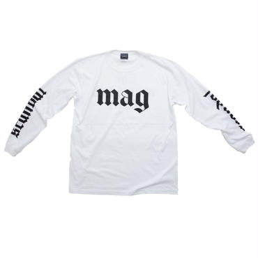 【WHT】New York Times MAG long sleeve T