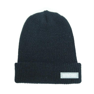 【NAVY】knit cap