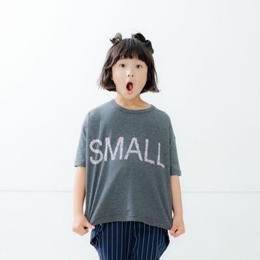 【nunuforme】スモールT(トップチャコール)85-145cm