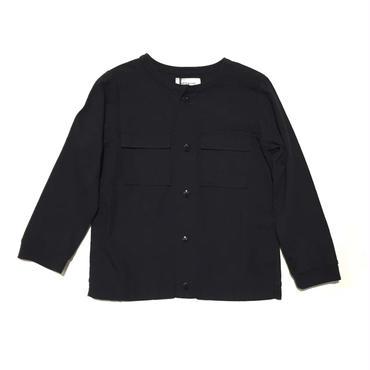 【ARCH&LINE】OG/PG MILITARY COMBO CARDIGAN(BLACK)85-150cm