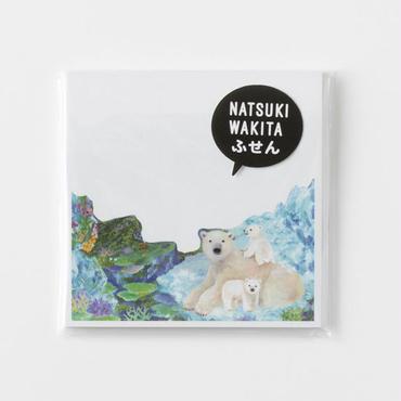 NATSUKI WAKITA STICKY-POLAR BEAR
