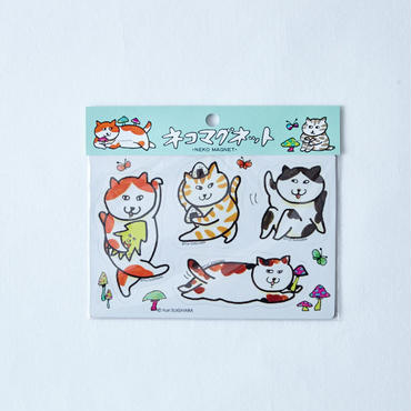 (NEW!) NEKO MAGNET