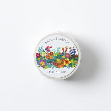 (NEW!) NATSUKI WAKITA MASKING TAPE-WHITE