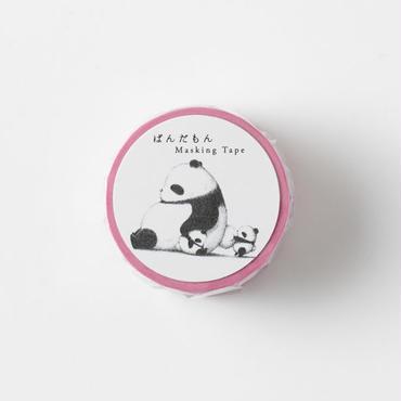 (NEW!) PANDAMON MASKING TAPE-PINK
