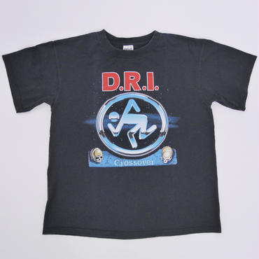 D.R.I CROSSOVER  T-SHIRT