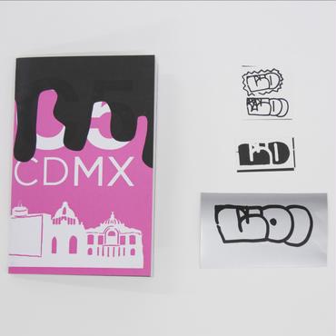 CDMX  ZINE