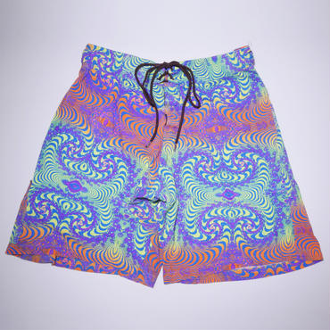 SPACE TRIBE  FRACTAL  TRUNKS