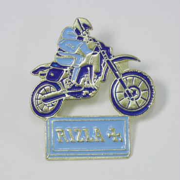 RIZLA MOTOCROSS VINTAGE PIN