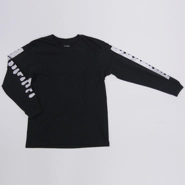MOONRISE DRIPS   LONG SLEEVE T-SHIRT