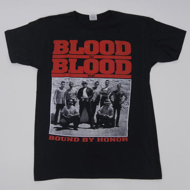 BLOOD IN BLOOD OUT  T-SHIRT