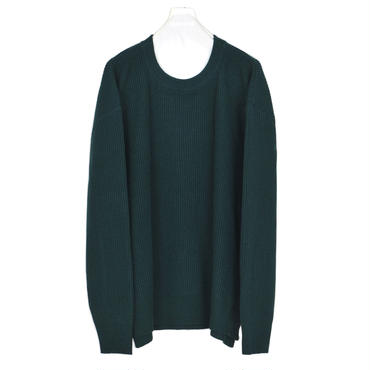 DISCOVERED - PLANE KNIT / GREEN or GREY