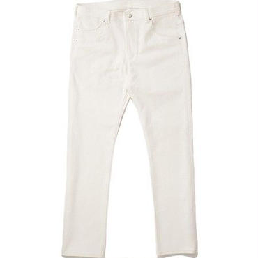 BAL - C5 TAPERED JEAN - WHITE
