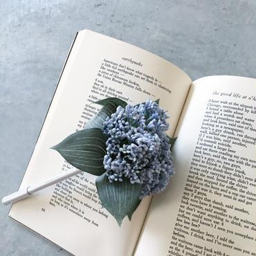 小花のフルール(ブルー)