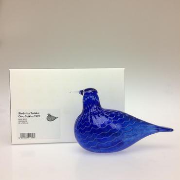 【イッタラ】バードバイトイッカ ルリコマドリ/Birds by Toikka Blue Bird