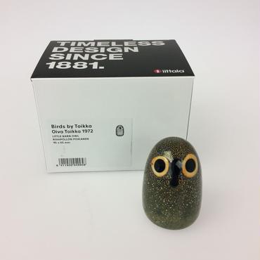 【イッタラ】 バードバイトイッカ メンフクロウヒナ/ Little barn owl