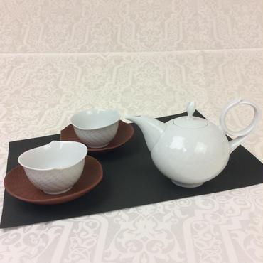 【福 袋】マイセン 3点セット(ジャパニーズティーカップ&ソーサー・ティーポット)