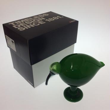 【イッタラ】 バードバイトイッカ トキ(緑)/Birds by Toikka Green Ibis