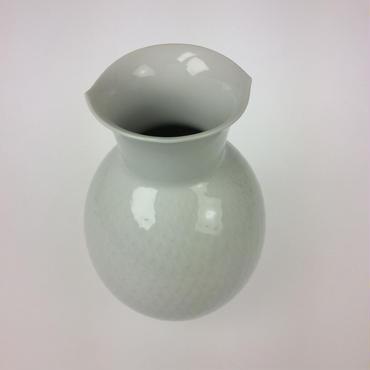【マイセン】花瓶  波の戯れ 50226