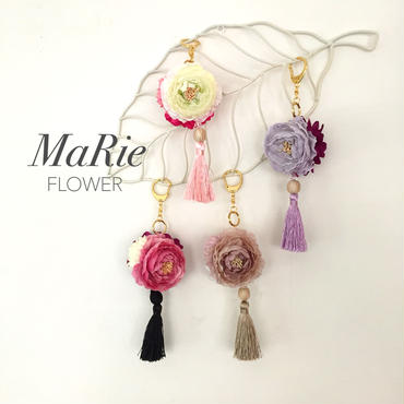 Flower Charm ♪ 【全4色】