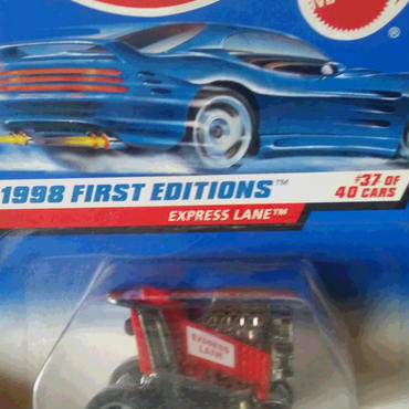 Hot Wheel Express Lane 1998 First Editions