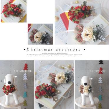 【ご予約】送料無料特典付き・2018 クリスマスチョーカー