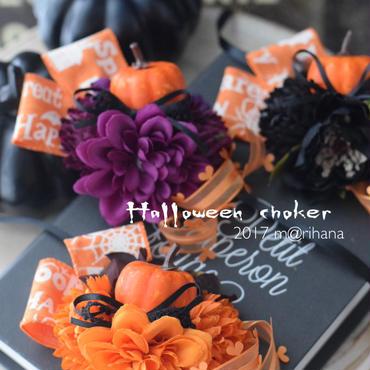 【予約】Halloweenチョーカー