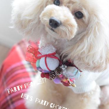 【限定】Let's Party チョーカー